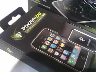 powermat iPhone receiver case