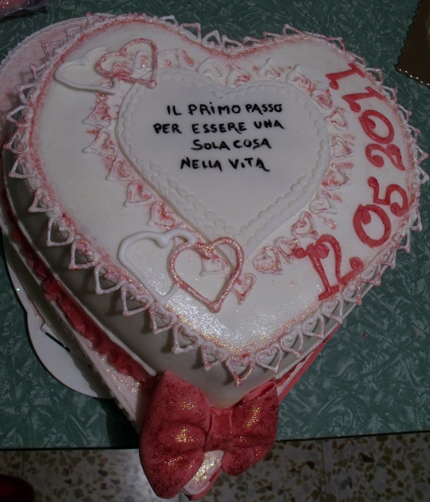 Super Le torte di Zia Pà: PROMESSA DI MATRIMONIO NO66