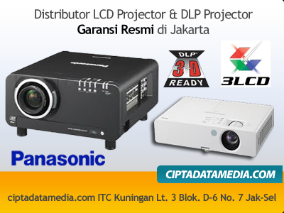 jual infocus panasonic murah