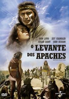 O LEVANTE DOS APACHES - THE BATTLE AT APACHE PASS - 1952