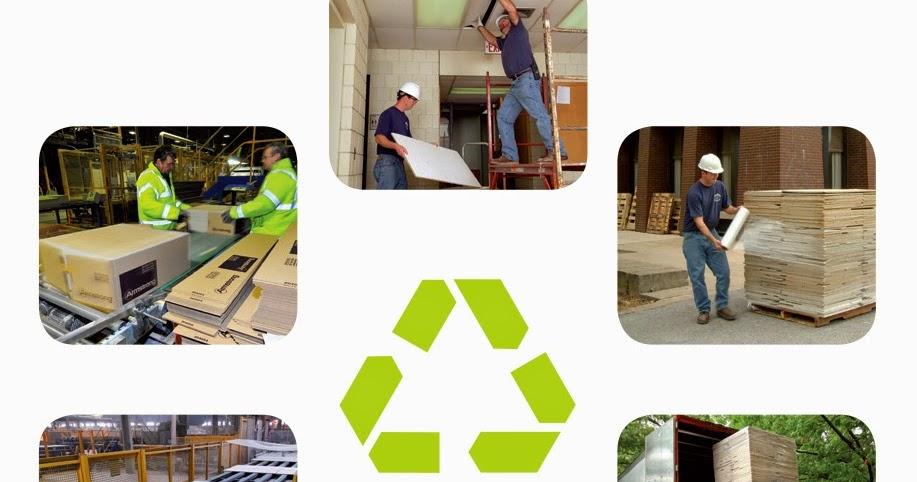 Eco sostenibile ceiling to ceiling di armstrong building for Progetti di edilizia eco friendly