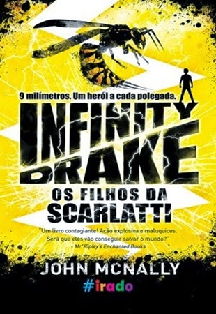 Infinity Drake: Os Filhos da Scarlatti