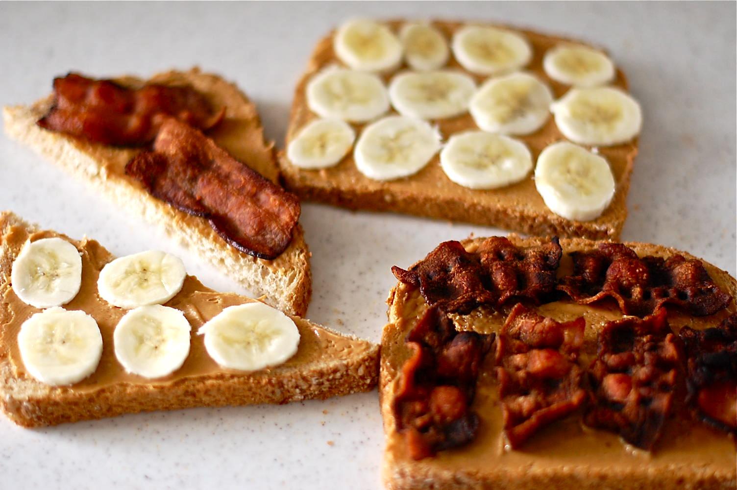 ... Banana, and Bacon Sandwich AKA The INFAMOUS Elvis Sandwich? — The