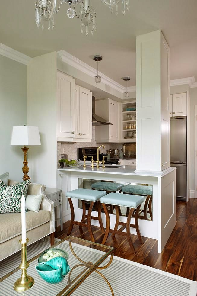 Decor inspiration small space style cool chic style fashion - Small space inspiration image ...