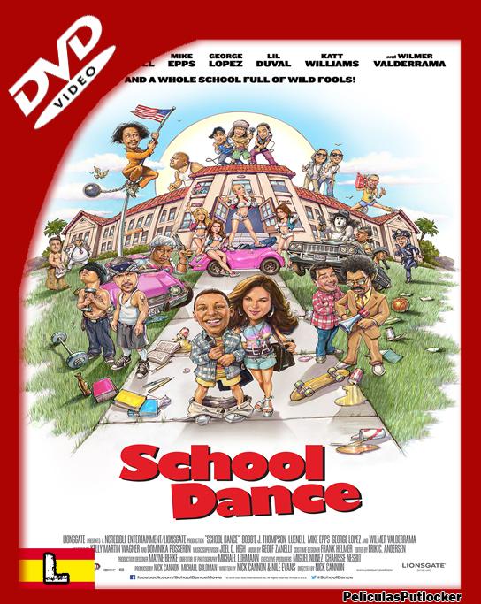 Baile Escolar [DVDRip][Latino][SD-MG-1F]