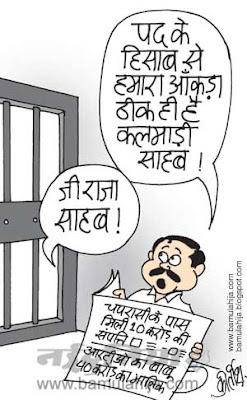 suresh kalmadi cartoon, cwg cartoon, a raja, 2 g spectrum scam cartoon, indian political cartoon, corrunt affaires, corruption in india, corruption cartoon