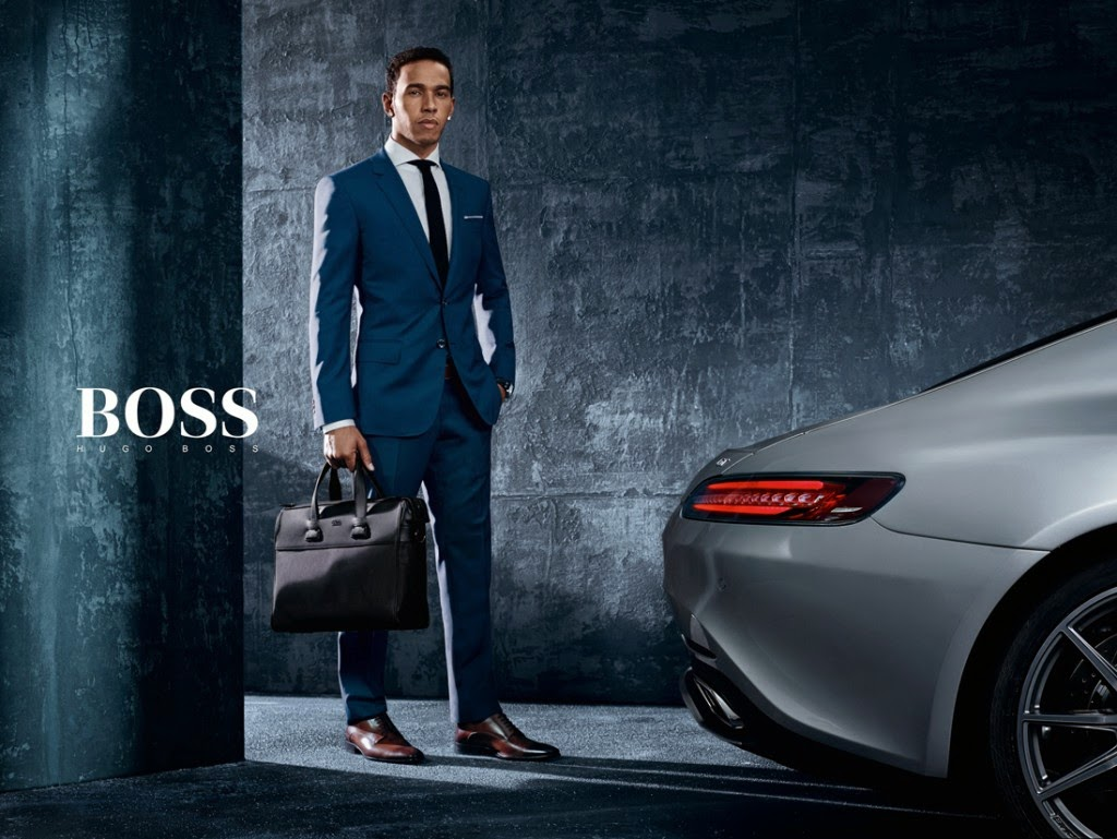 the essentialist fashion advertising updated daily hugo boss f1 advertising campaign spring. Black Bedroom Furniture Sets. Home Design Ideas
