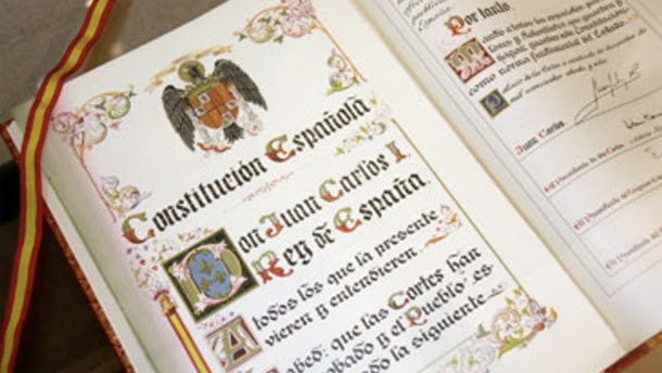 """6 de diciembre: """"Día de La Constitución Española de 1978"""""""