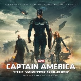 Captain America 2 The Winter Soldier Song - Captain America 2 The Winter Soldier Music - Captain America 2 The Winter Soldier Soundtrack - Captain America 2 The Winter Soldier Score