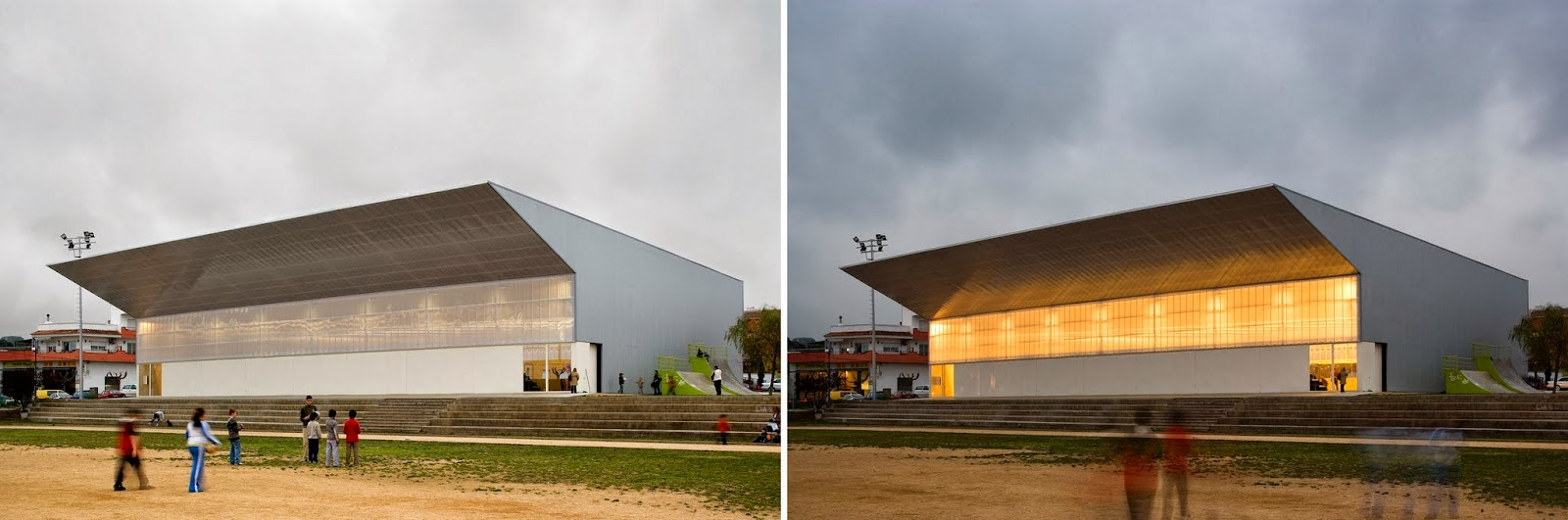 Arquitectura zona cero vuelos met licos pista for Espacios minimos arquitectura