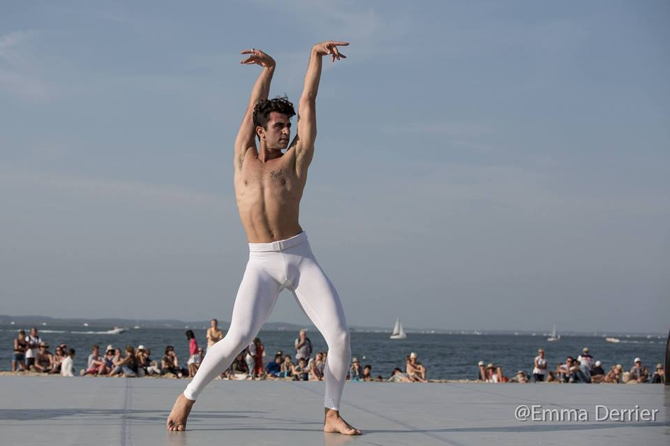 Shorâb Chitan, compagnie TIMELless ballet