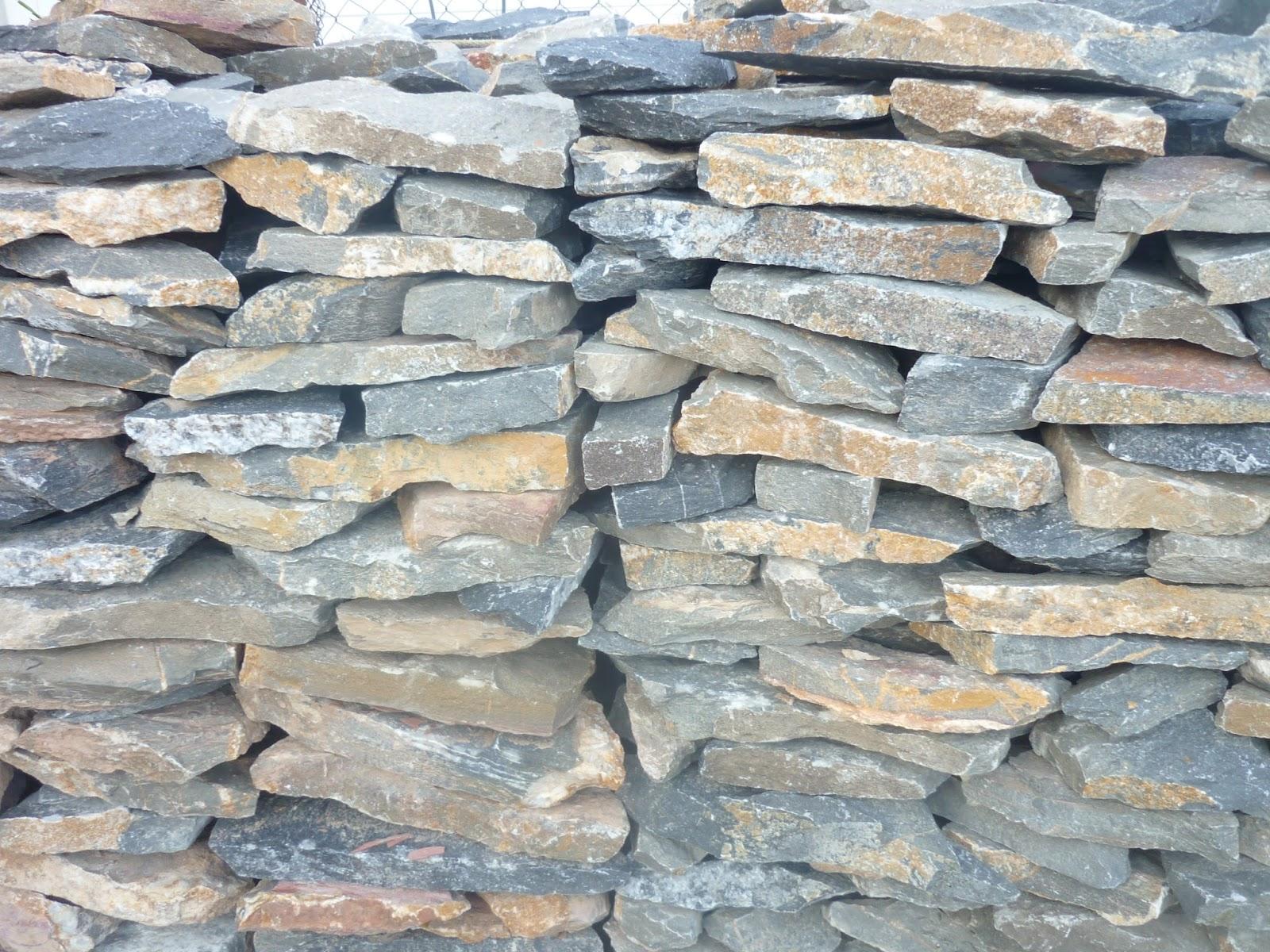 Espacio creativo soluciones venta de revestimientos para decorar sus hogares oficinas - Pared de piedra natural ...