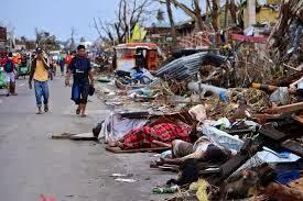 Acompañamos a Filipinas en su dolor