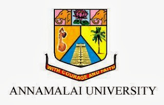 Annamalai University DDE Exam Results 2013