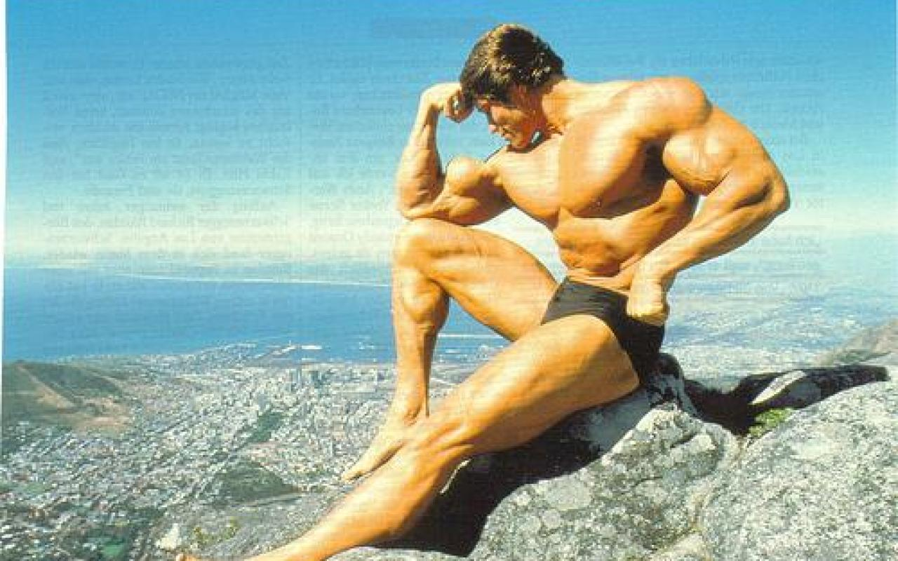 Arnold Schwarzenegger Bodybuilding Wallpapers 10