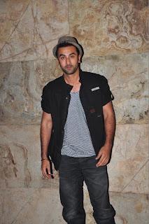 Rabir Kapoor at special screening of 'Ship Of Theseus'