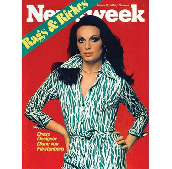 DVF Wrap Dress Turns 40!