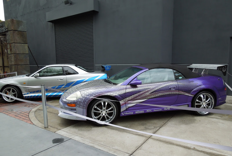 2 Fast 2 Furious movie cars