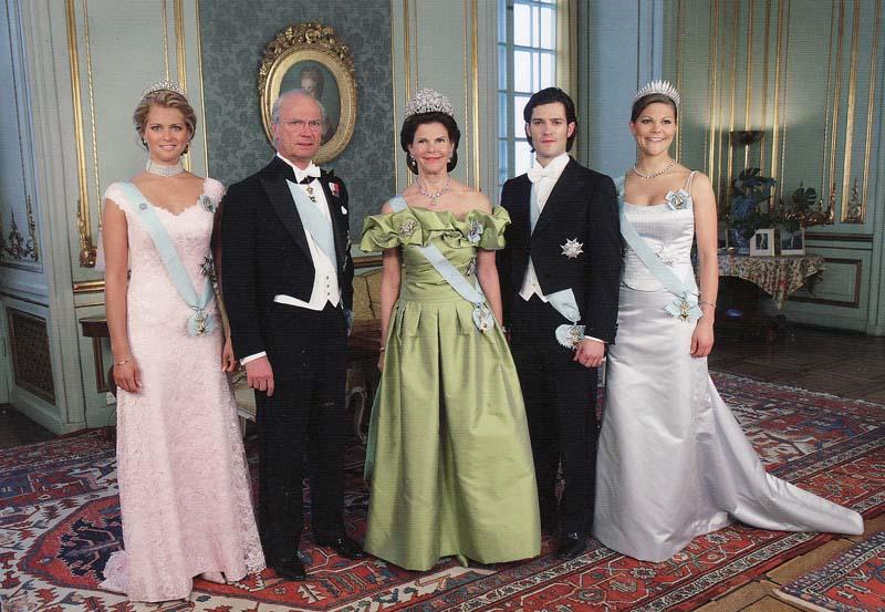 Nomes E Mais Nomes Nomes Da Monarquia Casa Real Sueca