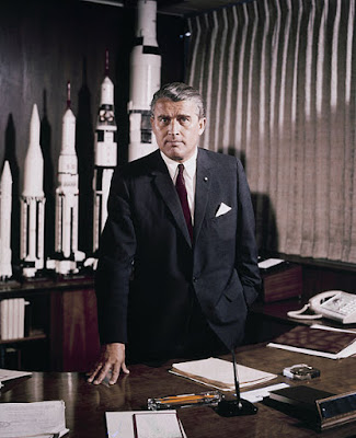 El diseñador de cohetes más importante del siglo XX