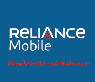 How to Check Internet Balance In Reliance Easily