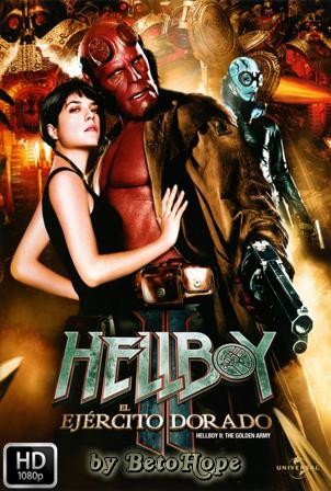 Hellboy 2: El Ejercito Dorado [1080p] [Latino-Ingles] [MEGA]
