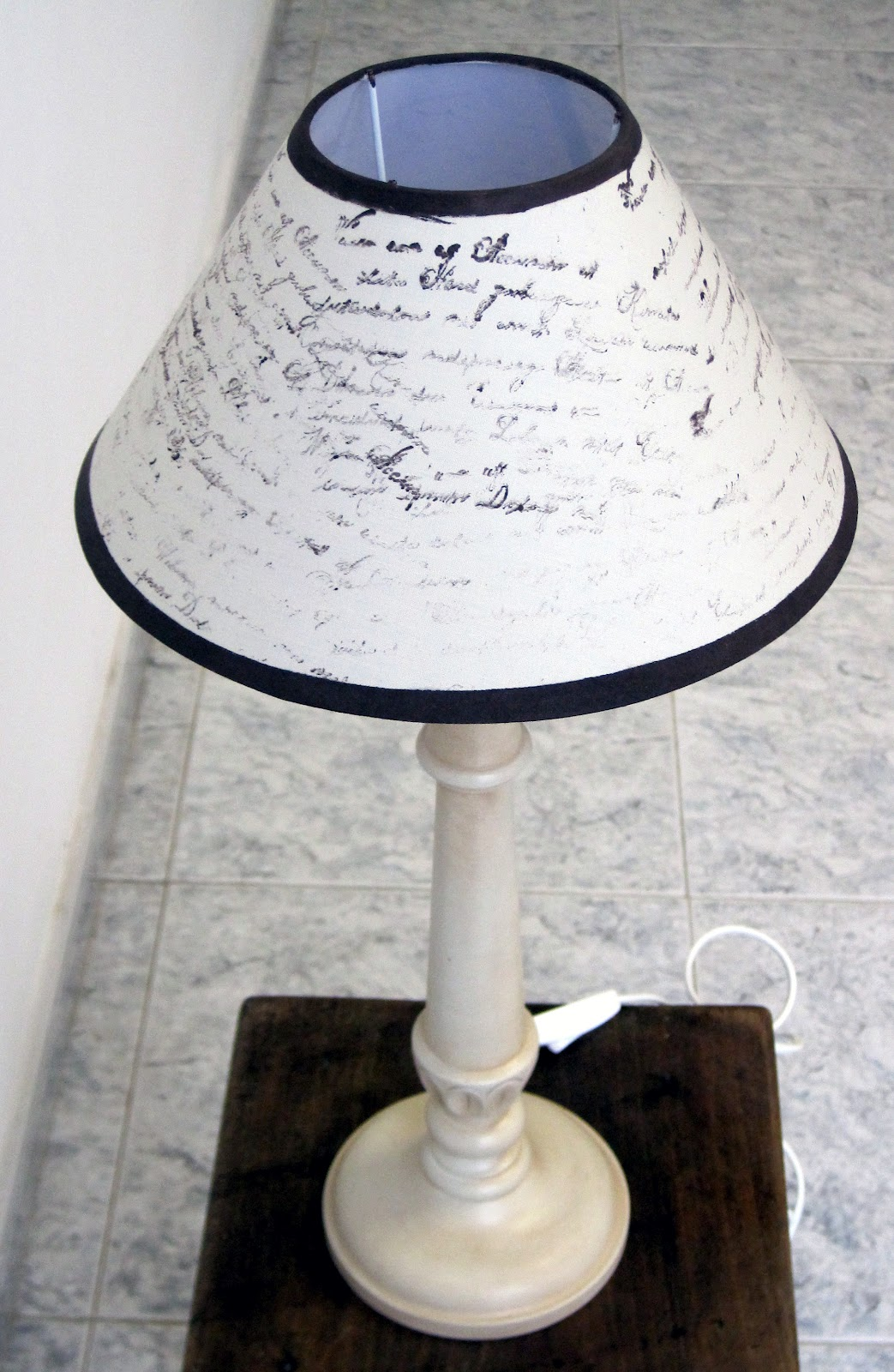 Retazos de mi vida lamparas personalizadas - Lamparas personalizadas ...