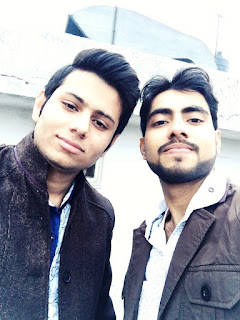 Shubham Verma and kartic bedi