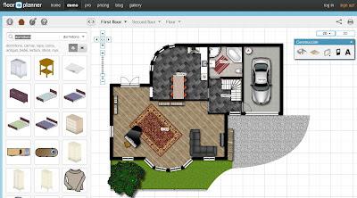 perenqueando crear planos de formas online y gratis