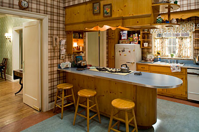 1960s Kitchens tv kitchens: a history of the 1960s u.s. kitchen