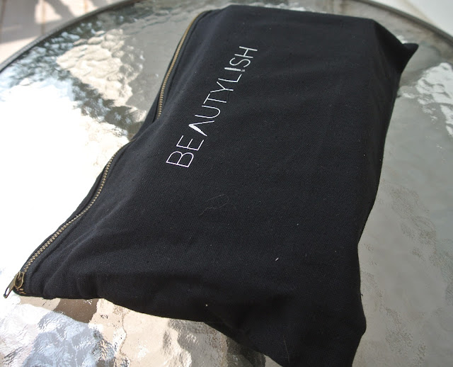 Beautylish Zipper Bag