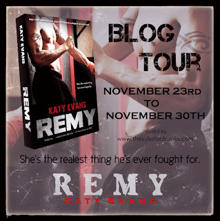 Remy by Katy Evans – Promo Post