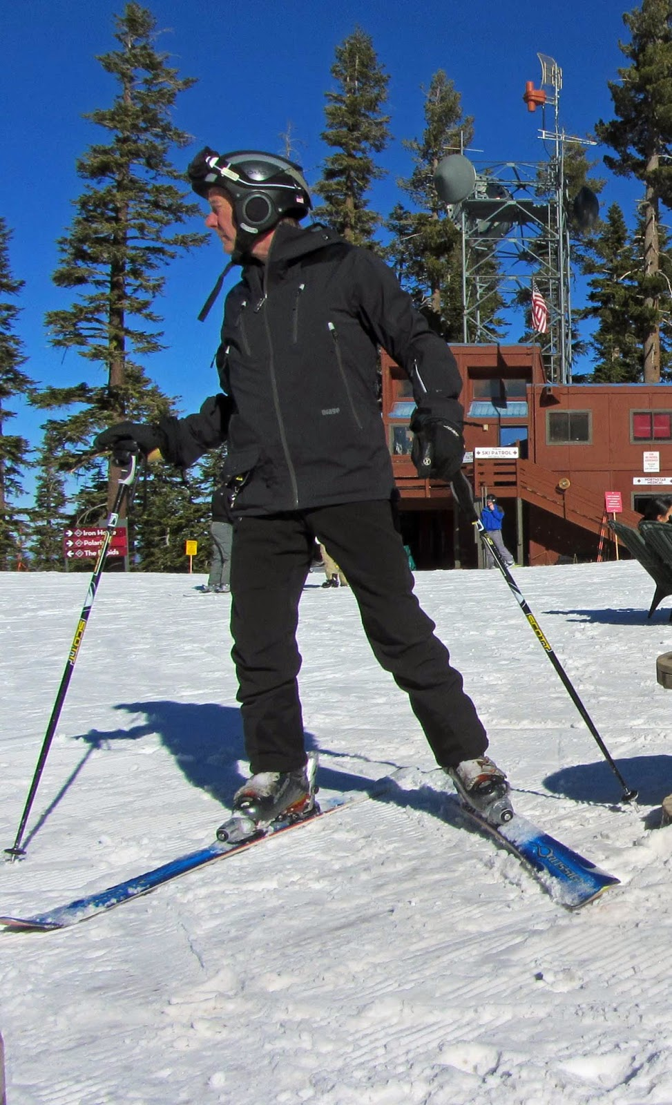 Great weekend to ski: Snow Survey puts Tahoe ahead of Northern and Southern California