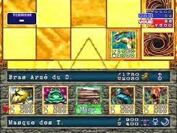 download game ps1 yugioh forbidden memories