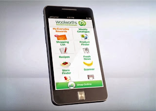 digital shopping, app, website, Woolworths, shopping online, groceries, smartphone, digital shopping