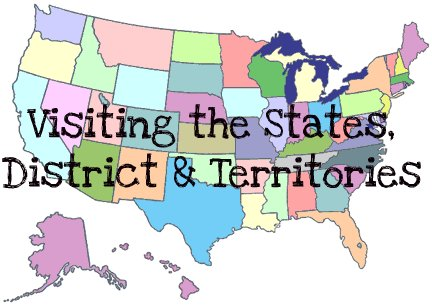 Visiting the States, District & Territories