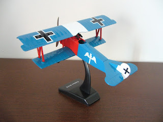 modelismo aeronautico: fokker D VII