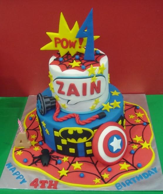 Yochanas Cake Delight November 2013
