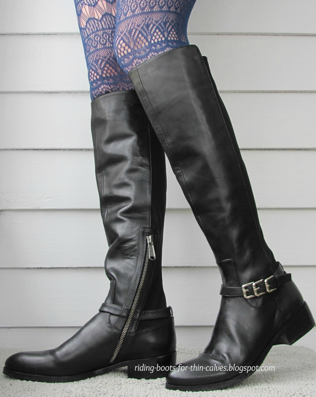 Howdy Slim! Riding Boots for Thin Calves: February 2014