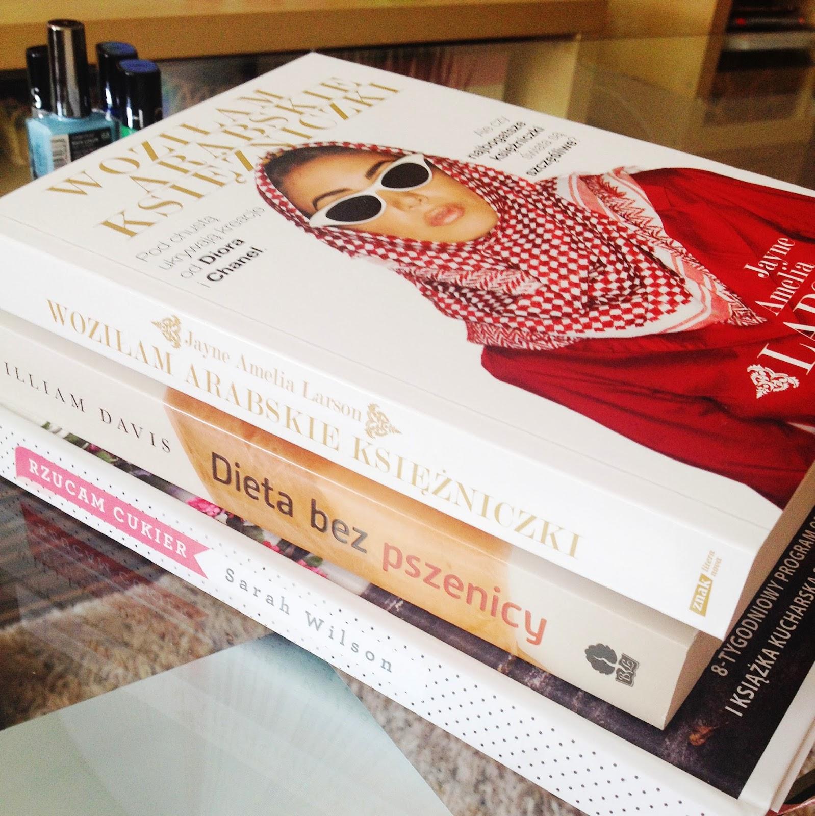 Książki books polish