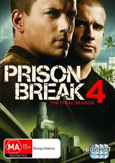 Vượt Ngục Phần 4 - Prison Break Season 4 - 2009