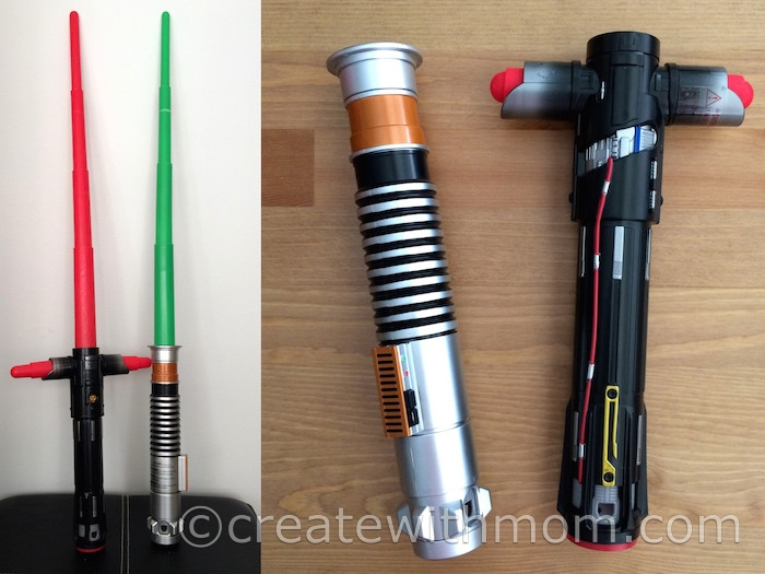 Create With Mom: Kylo Ren Costumes and Star Wars Toys Inspired by ...
