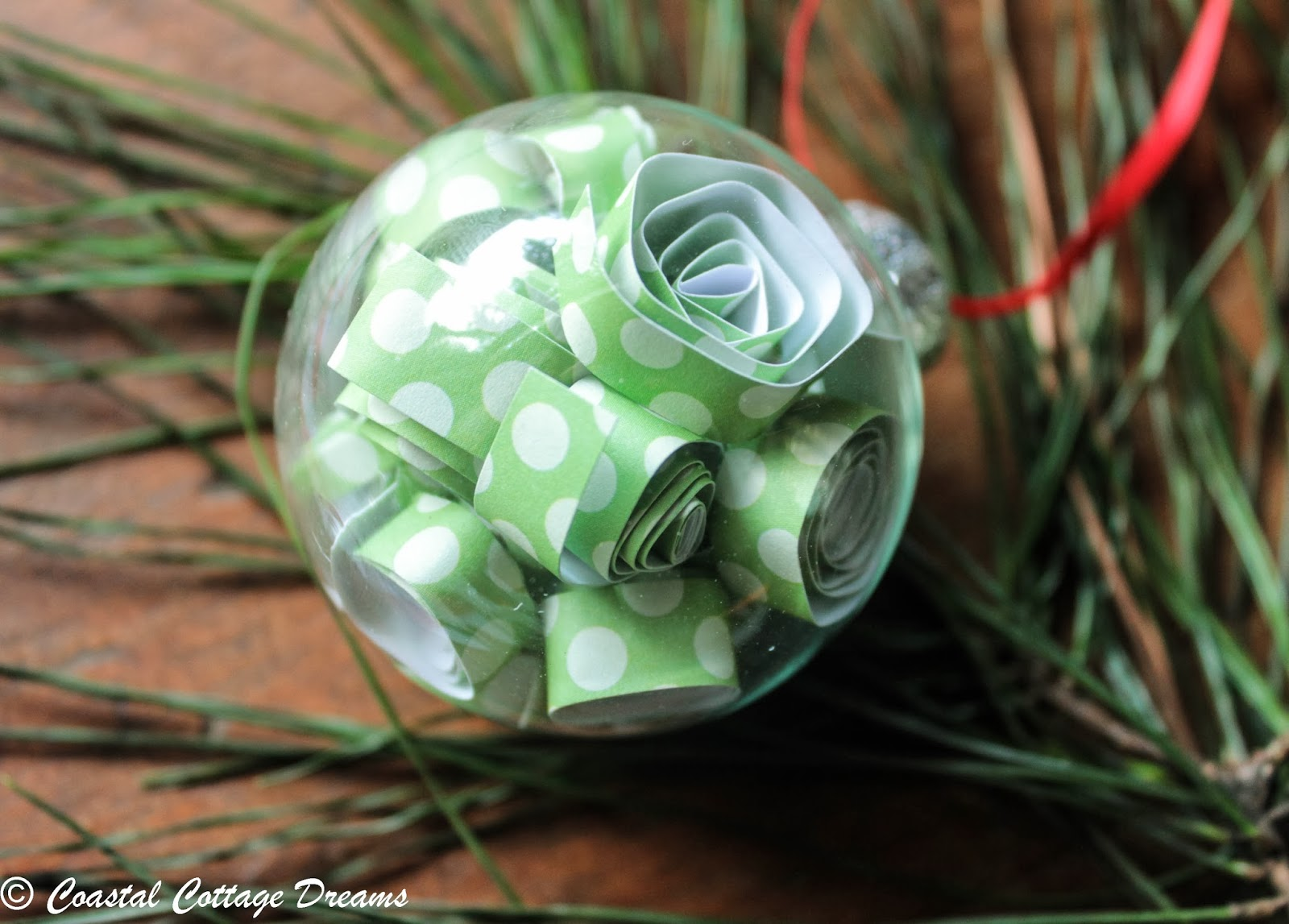 Glass craft ornaments - Well That Is My Little Craft For Glass Ornaments That I Wanted To Share With You Now I Better Get Busy In Making Some More Before I Get My Tree Up
