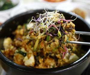 resep Bibimbap (비빔밥)