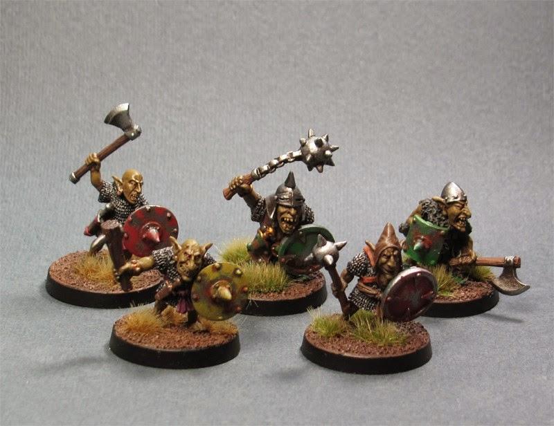 Goblin Infantry I