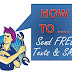 HOW TO.......Send FREE SMS to all South African Networks and even the UK!