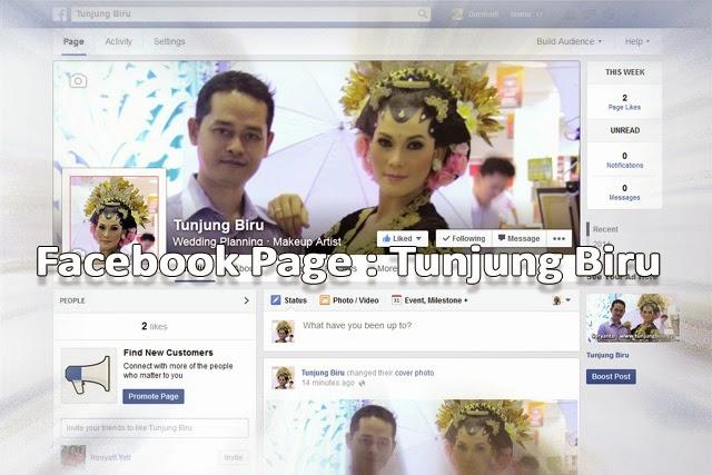 Facebook Page - Tunjung Biru Rias Pengantin & Dekorasi serta Perancang Busana