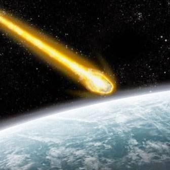 Pengertian Meteor: Apa itu Meteor?