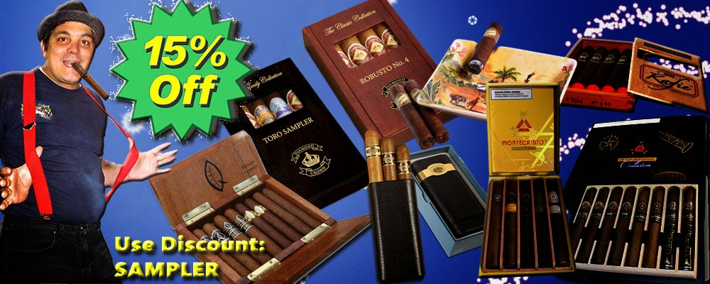 all gift sets 15% off at cuenca cigars online