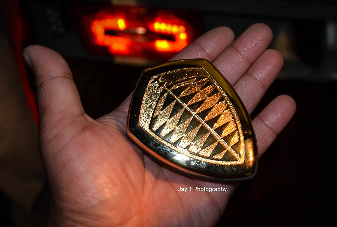 Koenigsegg Key That Costs As Much As New Mclaren 570s Cars